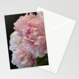 Pink Peony Passion Stationery Cards