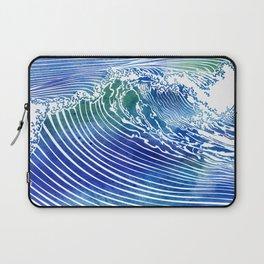 Atlantic Waves Laptop Sleeve