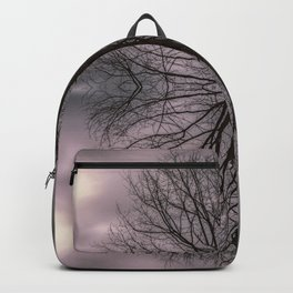 Oak tree before the storm #2 Backpack