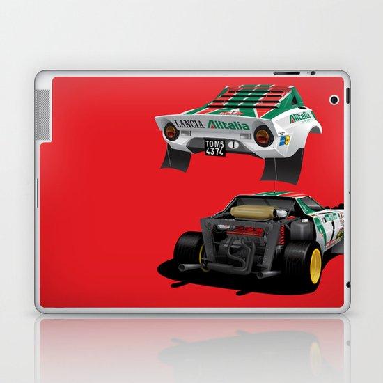 Lancia Stratos Laptop & iPad Skin