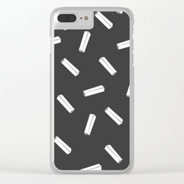 PALO NEGRO Clear iPhone Case