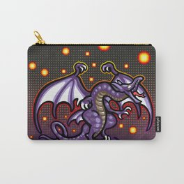 Final Fantasy Bahamut Carry-All Pouch