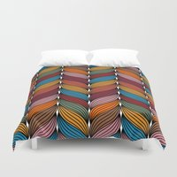 hipster Duvet Covers featuring Hipster by Rceeh