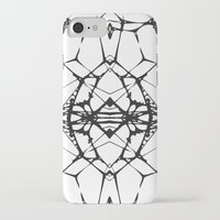 dna iPhone & iPod Cases featuring DNA by kartalpaf