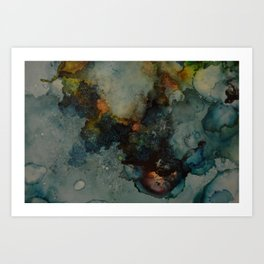 EL MAR SERIES //1 Art Print