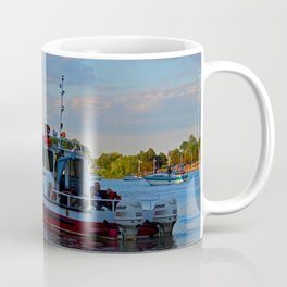 Toledo's Marine One Coffee Mug