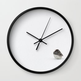 It's A Big World Out There Wall Clock