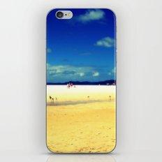 Whitehaven Beach iPhone & iPod Skin
