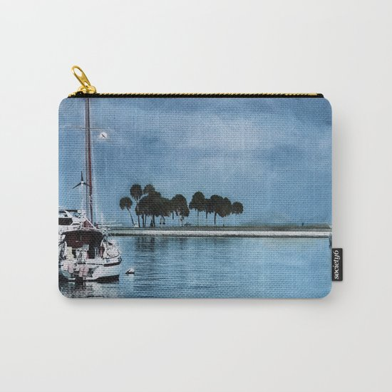 Lost In Tranquility Carry-All Pouch