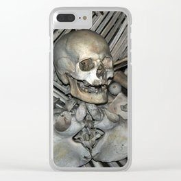 Sedlec XII Clear iPhone Case