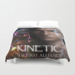 Kinetic: The First Alliance Duvet Cover