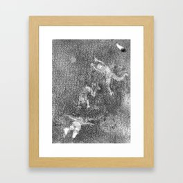 Shadow Dancers, Second Edition Ghost Framed Art Print