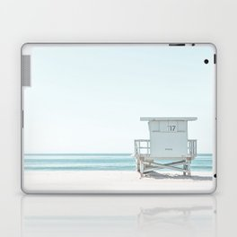 Lifeguard Beach Hut Laptop & iPad Skin