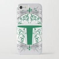 boba iPhone & iPod Cases featuring Boba Tatt by Matthew Bartlett