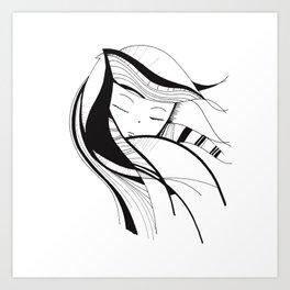 DULX Art Print