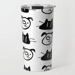 Love my pets Travel Mug