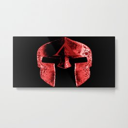 god's helmet Metal Print