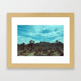 jtree i Framed Art Print