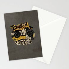 Triumph Stationery Cards