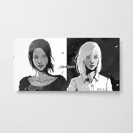 Yumikuri Metal Print