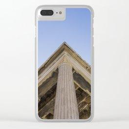 Erechtheion, Athens Clear iPhone Case