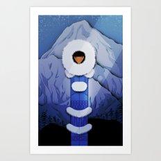 Ladies of Culture Series: Inuit Art Print