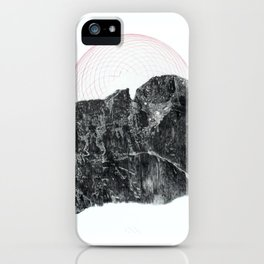 Longs Spiro iPhone Case
