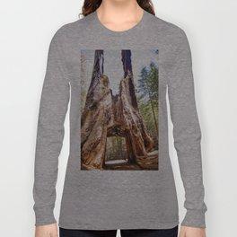 As Big As You Can Get Long Sleeve T-shirt