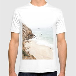 Malibu California Beach T-shirt
