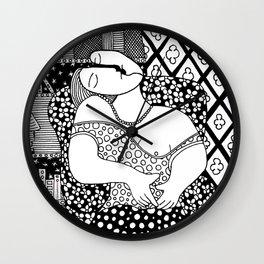 Picasso - The dream Wall Clock