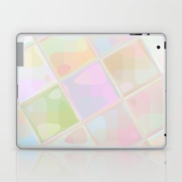 Re-Created Mirrored SQ LXXXV by Robert S. Lee Laptop & iPad Skin