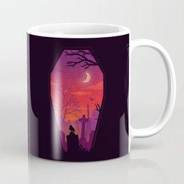 To The Grave Coffee Mug
