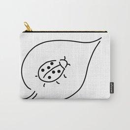 ladybird beetle sheet Carry-All Pouch