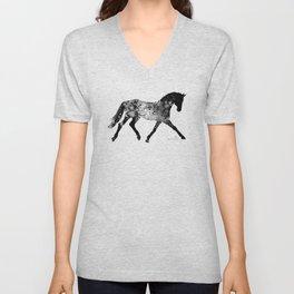Horse (Noblesse oblige) Unisex V-Neck