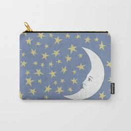 To the Mooon to the Starrs Carry-All Pouch