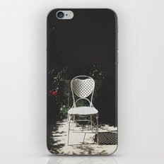 Sit and enjoy iPhone & iPod Skin