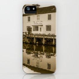 Dundas Arms Kintbury iPhone Case