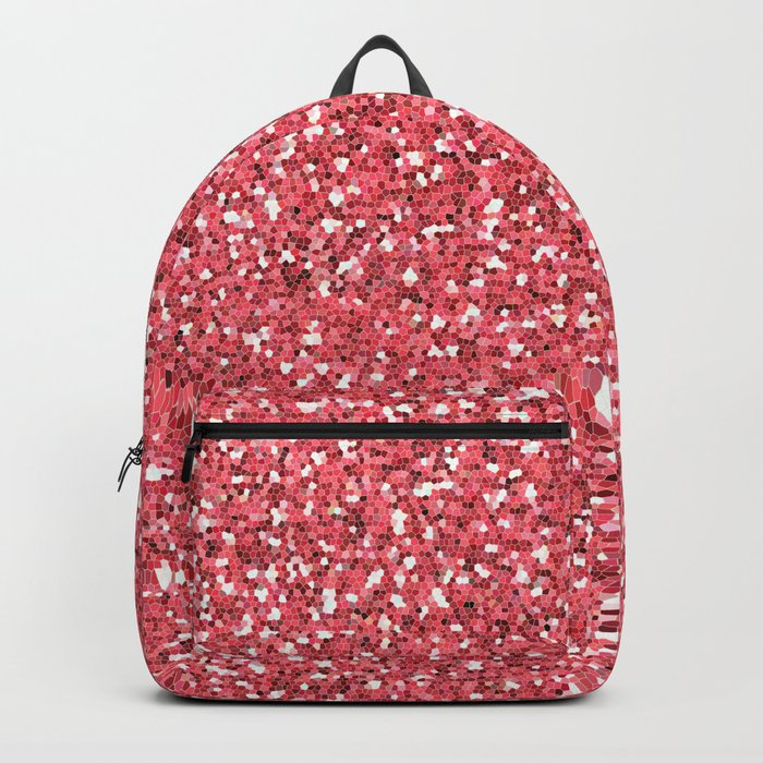 Pink shine Backpack