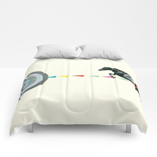 On Target : Sagittarius Comforters