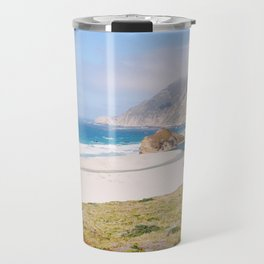 Sunny Central California Coast Travel Mug