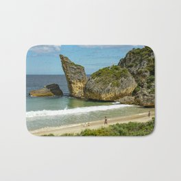 Cathedral Rock, Windy Harbour, Western Australia Bath Mat