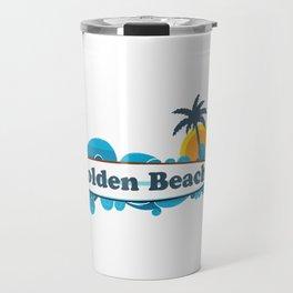 Holden Beach - North Carolina. Travel Mug