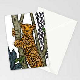 Jasper the jaguar Stationery Cards