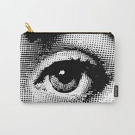 Lina Cavalieri - left eye Carry-All Pouch