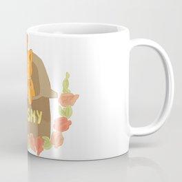Cup-hat Kitty Coffee Mug