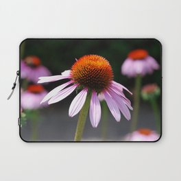 Purple Coneflower  Laptop Sleeve