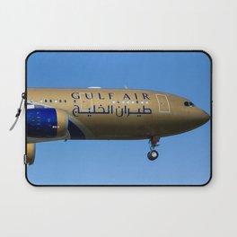 Gulf air Airbus A330 Laptop Sleeve