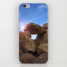 Stone Formation iPhone Skin