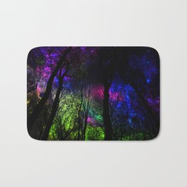 Blissful forest ii Bath Mat