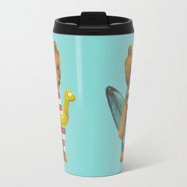 Summer Bear Travel Mug